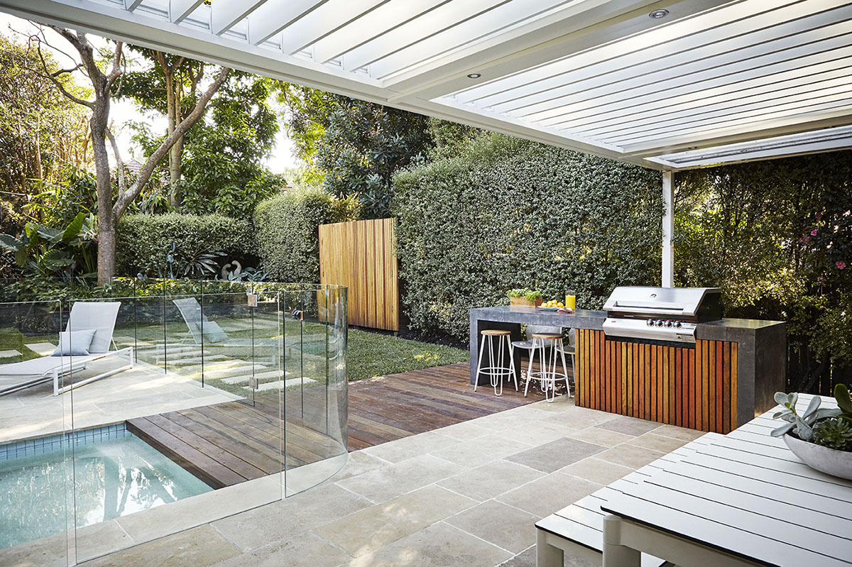 Outdoor ambience fifth season landscapes for Pool design sydney