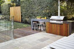 Outdoor cooking design