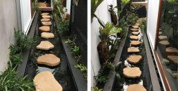 Side Garden Design